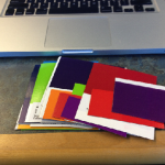 image of color swatches