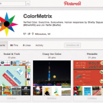 Feeling Color With Pinterest