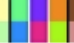 Image of a color bar