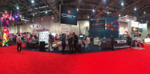 Image of SGIA CET Color Booth