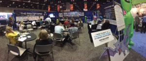 Image of crowd at Printerverse