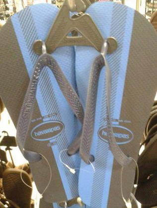 Image of flip-flops