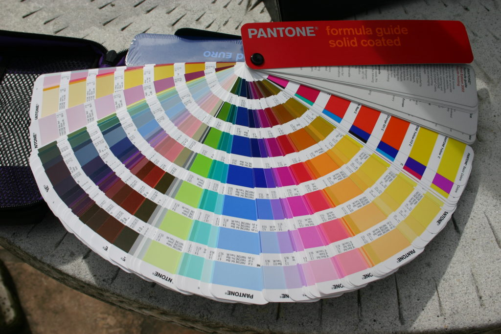 Image of Pantone Color Book